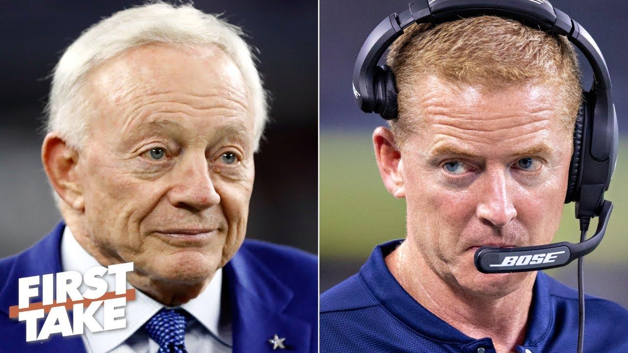 What's taking the Dallas Cowboys so long to fire coach Jason Garrett?