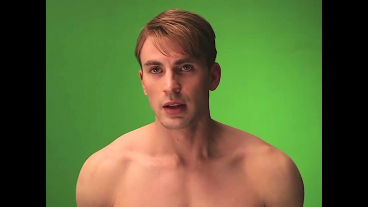 CAPTAIN AMERICA 2011 How they made CHRIS EVANS look thin