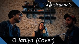 O Janiya (Cover) | Arijit Singh | Cover by Vishal, Lehmber & Shaurya | Rajneesh Raj | Mayank Tyagi