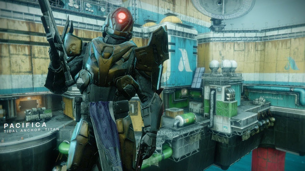 Destiny 2: The New Curse of Osiris PVP Maps are a Blast (Preview)