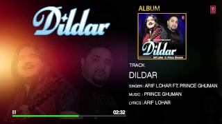Rab Wasda (Dildar): Arif Lohar New Song 2015 (Audio) Latest Punjabi Song