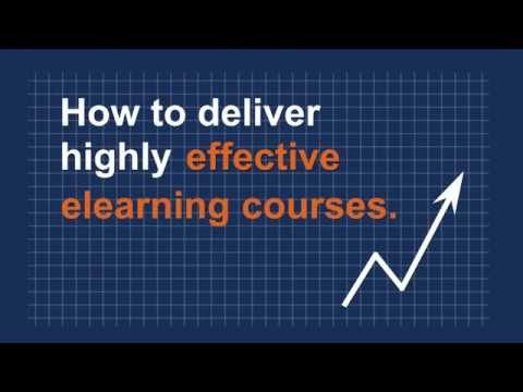 How To Deliver Highly Effective ELearning Courses In 5 Steps