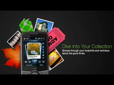 HTC Touch Cruise 2009 - Promo Video