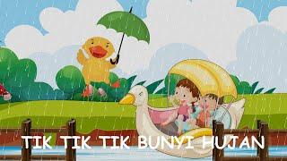 Tik Tik Bunyi Hujan Lagu Anak