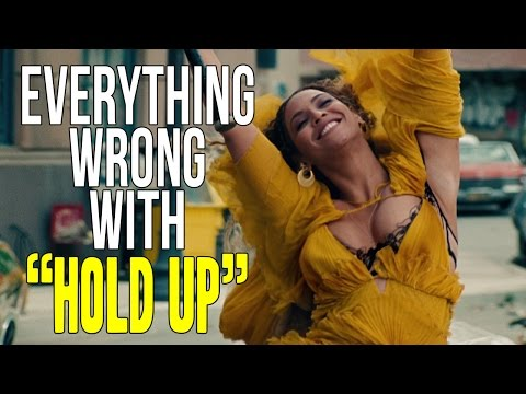 "Everything Wrong With Beyoncé - ""Hold Up"""