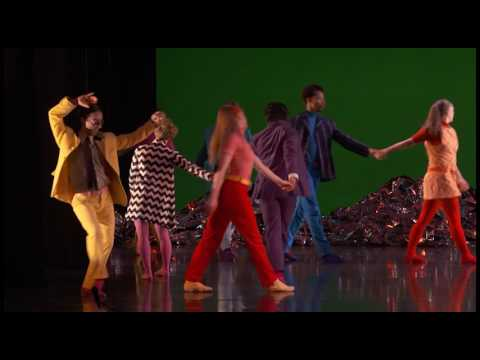 "Pepperland: excerpt from ""Wilbur Scoville (2:31) | Mark Morris Dance Group"