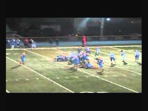 Vincent Acosta #76 2010 Football Highlights 0001