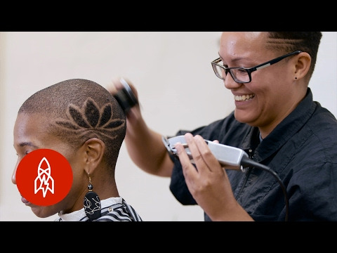 The Brooklyn Barber Whose Chair Is for Everyone