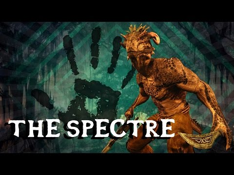 Skyrim Builds - The Spectre