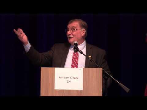 Enfield High School Youth Debates 2018