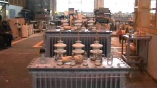 Масляные трансформаторы ТМГ. Сухой трансформатор ТСЛ.(, 2011-03-10T13:38:23.000Z)