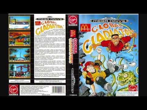 Global Gladiators - Dance Tune (Bonus Level) Music