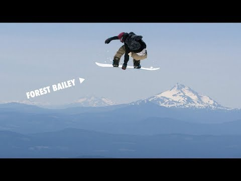 How To Do A Stale Fish Grab With Forest Bailey | TransWorld SNOWboarding Grab Directory