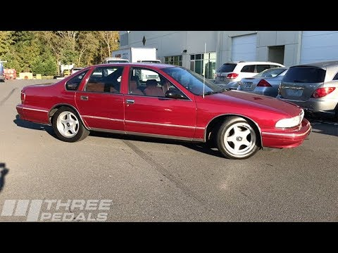 1995 Caprice 9C1 For Sale with 499 9 Horsepower