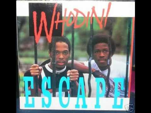 ALBUM FLASHBACK WHODINI (ESCAPE) FIRST ALBUM......DJ DIGGS