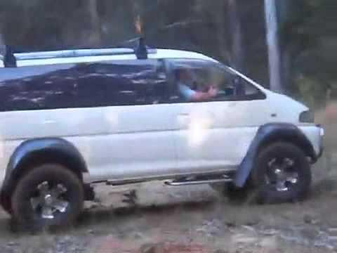 AvtoAssistent — Осмотр Mitsubishi Delica - YouTube
