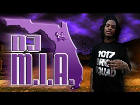 Waka Flocka Flame  O Lets Do It Chopped & Screwed  Dj MIA