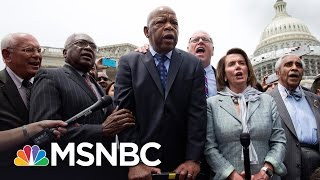 Democrats Consider Giving Republicans Taste Of Their Own Medicine | Rachel Maddow | MSNBC