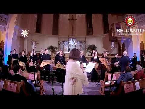 «World music в Кафедральном. Christmas Gala. Орган, дудук, оркестр гусляров». Прямая трансляция.