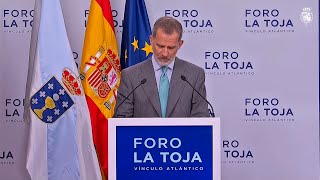 """El Rey reivindica que """"el aislacionismo no es una buena opción"""""""