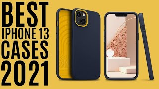 Top 10: Best iPhone 13 Cases of 2021 / Apple iPhone 13 Cover, Shockproof, Full Body Rugged, 6.1 Inch