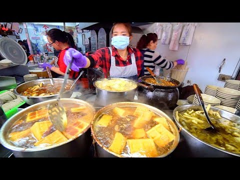 Taipei's BEST Street Food Guide 2019!! UNKNOWN Taiwanese Street Food + Japanese Food in Taiwan