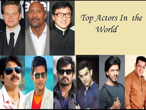 Top Film Actors in the world | Top Paid Actors In World