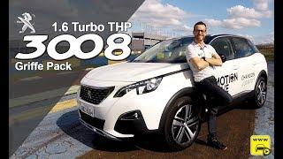 Peugeot 3008 Griffe Pack 1.6 Turbo Thp Em Detalhes