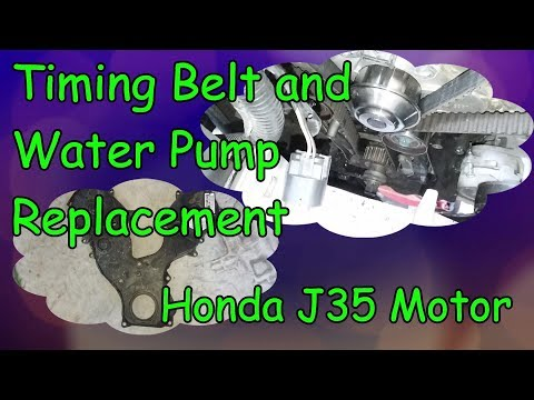 How To – Saturn Vue V6 Timing Belt Replacement