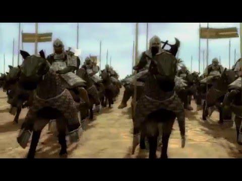 Mamluks Ready for Battle - clip from Broken Crescent: Medieval 2 Total War Mod
