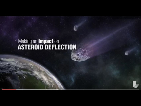 S&TR Preview: Making an Impact on Asteroid Deflection