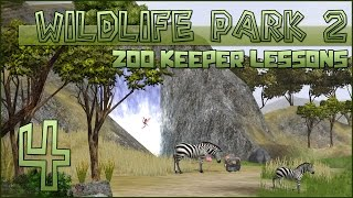 Wildlife Park 2 || Bridge to the Petting Zoo! || Episode #4