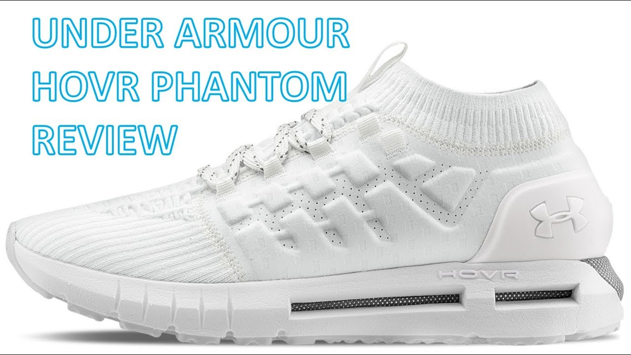 huge discount 7bf84 e4698 REVIEW & ON-FEET - Under Armour HOVR Phantom - does it meet expectations?