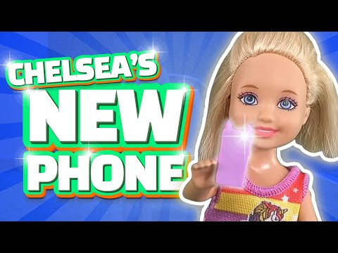 Barbie - Chelsea Gets Her Own Phone | Ep.145