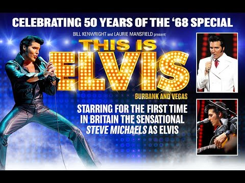This Is Elvis  - Celebrating 50 Years of the '68 Special - Malvern Theatres 4-7 April 2018