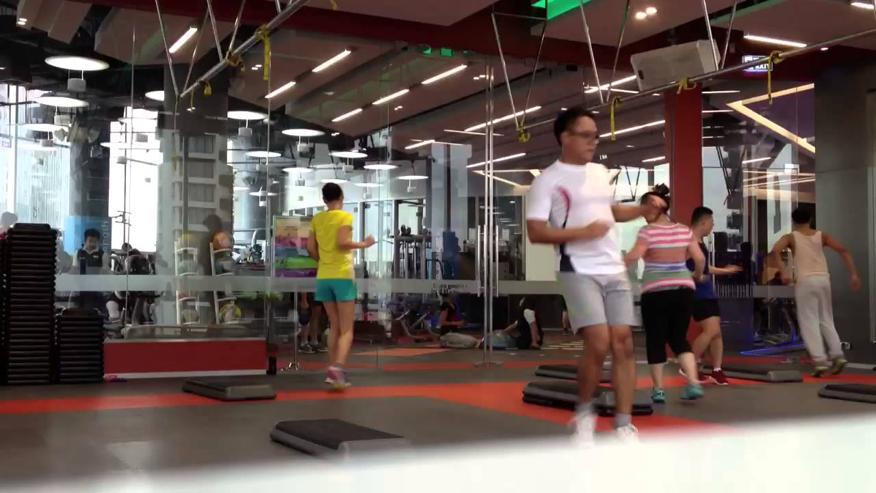 combo step fitness first terminal 21 thailand by 22 06 2013 youtube. Black Bedroom Furniture Sets. Home Design Ideas