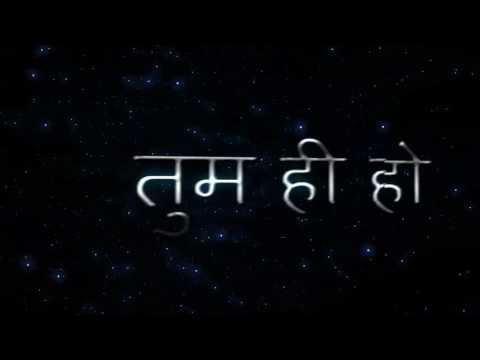 Arjun ft Rekha Sawhney  - Tum Hi Ho (You Got It Bad Remix Lyrics) Alternative Lyrics HD Video