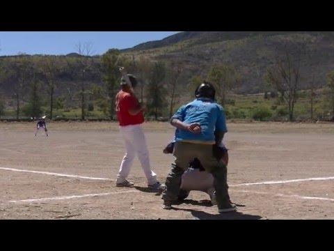 Cuarto Encuentro Cachorros vs Mesa Grande 24 Abril 2016.