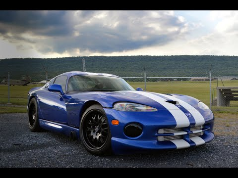 1200HP Turbo Dodge Viper 106mm - Boosted Beauties feature video - ThatRacingChannel  - xXDGKR2mgrU -