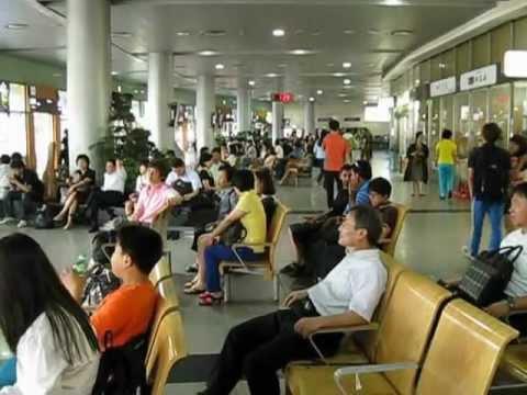 Inside Gwangju Bus Terminal Jellonamdo