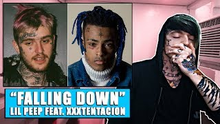 "Emo Reacts to Lil Peep ""Falling Down"" feat  XXXTentacion"