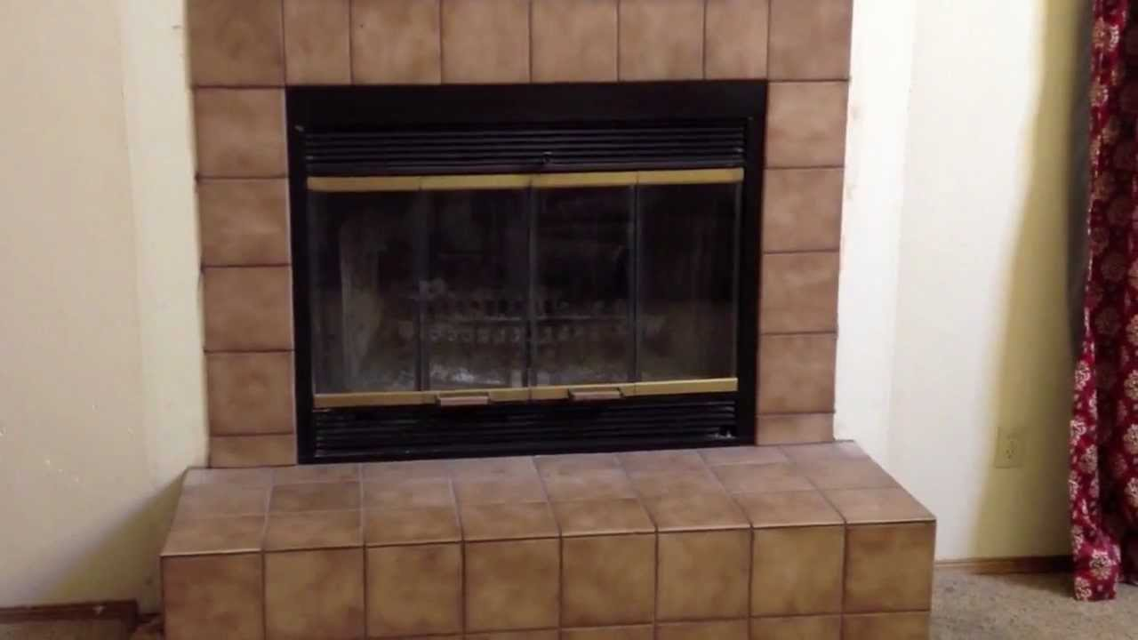 www.blazingembers.com Trying to figure out how to replace or remove an existing fireplace