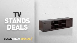 Black Friday Tv Stands By Homes: Inside + Out // Amazon Black Friday Countdown