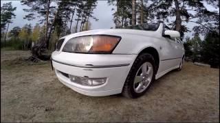Обзор Toyota Vista Ardeo в кузове Zzv50! Большой семейный универсал!