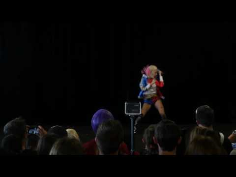 related image - Animasia 2016 - Défilé Cosplay Dimanche - 22 - Harley Queen