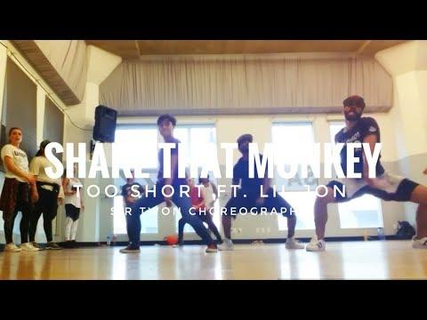 Shake That Monkey - Too Short ft. Lil Jon | Sir Twon choreography | IDA Hollywood