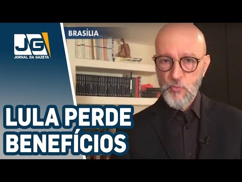 Josias de Souza/Lula perde benefícios de ex-presidente