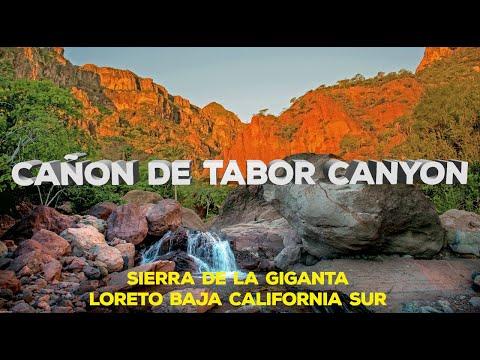 Loreto, BCS, Mexico - Cañon de Tabor - Loreto.com