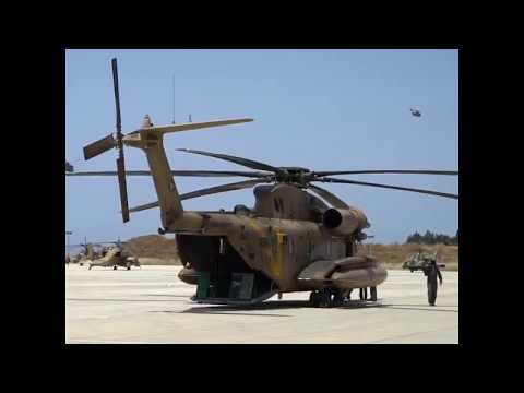 Israel Air Force's exercise in Cyprus