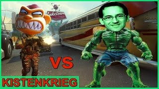 BLACK OPS 2 - Kistenkrieg - JimPanseGamer vs Pink HULK Panter mit Facecam [HD]